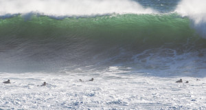 The surf today