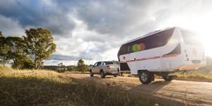 Offroad Caravan Review – Kimberley Kruiser S