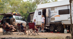 You know you're a caravanner when…